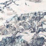 Glacier sur le Mt Rainier