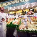 Seattle - Marché au poisson